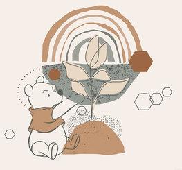 Winnie the Pooh behang Grow