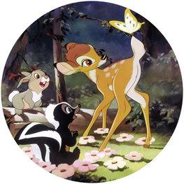 Behangcirkel Bambi - Vlinder