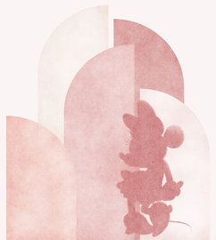 Minnie Mouse behang Creative
