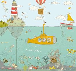 Onderwater behang Sealife