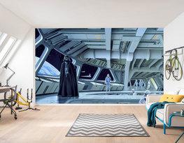 Star Wars fotobehang Classic RMQ Stardestroyer Deck