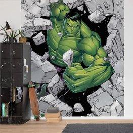 Avengers behang Hulk Breaker