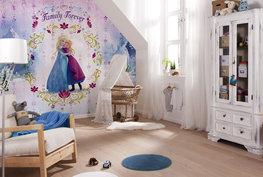 Frozen fotobehang Family Forever XL