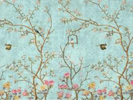 Magic Garden behang XL