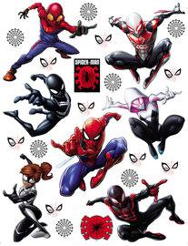 Spiderman muurstickers Friends XL