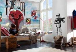 Star Wars Rebels Wall fotobehang