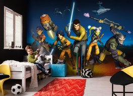 Star Wars Rebels Run XL fotobehang