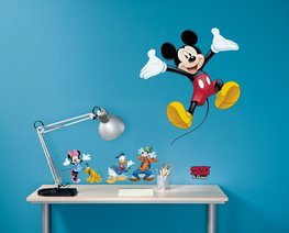Mickey and Friends muurstickers