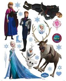 Disney Frozen muurstickers XL