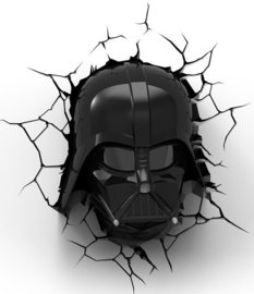 Star Wars 3d lamp Darth Vader