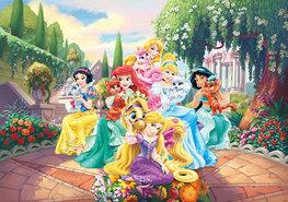 Disney Princess vlies fotobehang Dieren XL