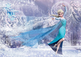 Frozen poster Elsa