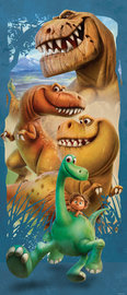 The Good Dinosaur deurposter vlies