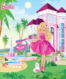 Barbie behang Nw - WT