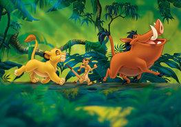 Lion King behang Hakuna Matata XL