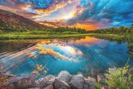 Daybreak fotobehang