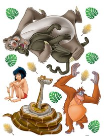 Jungle Book muurstickers XL