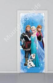 Frozen deurposter Family