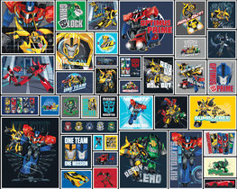 Transformers behang - WT