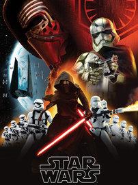 Star Wars VII fotobehang L1