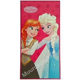 Frozen badlaken Anna en Elsa