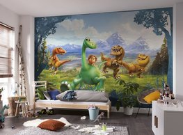 The Good Dinosaur fotobehang XL