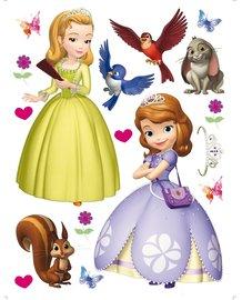 Sofia het prinsesje muurstickers XL