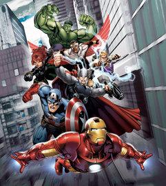 Avengers fotobehang M