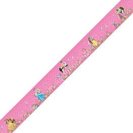Disney Princess behangrand 20 cm hoog