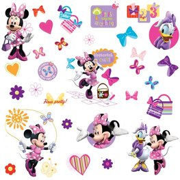 Minnie Mouse muurstickers