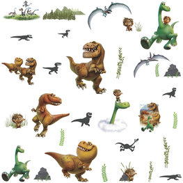 The Good Dinosaur muurstickers