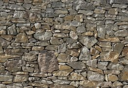 Stone Wall vliesbehang