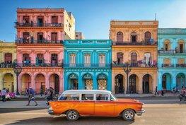 Vlies fotobehang Havana XL