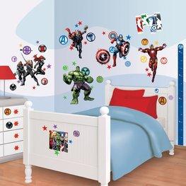 Avengers muurstickers - WT