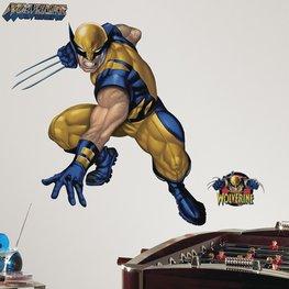 Wolverine muursticker XL