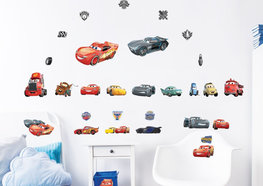 Cars 3 muurstickers set M