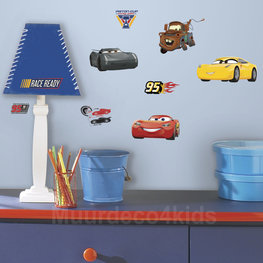 Cars 3 muurstickers