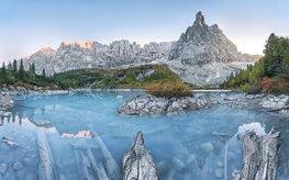 Alpine Treasure fotobehang - SH