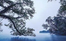 Blue Waters fotobehang - SH