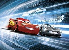 Cars 3 fotobehang Simulation L