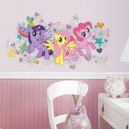 My Little Pony muursticker