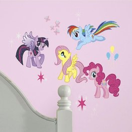 My Little Pony muurstickers