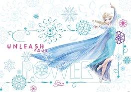 Frozen fotobehang Elsa Power