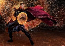 Doctor Strange fotobehang III