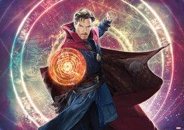 Doctor Strange fotobehang II