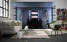 Star Wars Death Star Floor fotobehang
