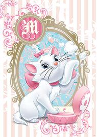 Disney Marie fotobehang 275 cm hoog