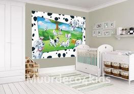 101 Dalmatiërs fotobehang L