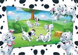 101 Dalmatiërs fotobehang XL