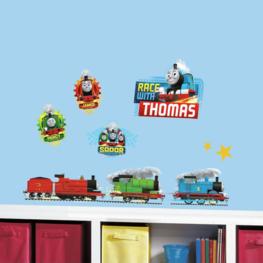 Thomas de Trein muurstickers Vriendjes